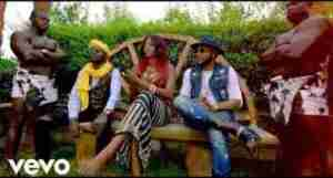Video: Kcee – Wine For Me ft. Sauti Sol